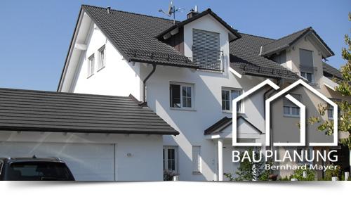 Doppelhaushälfte mit Garage in Aschheim